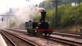 Video «Älteste Lok der Schweiz» abspielen