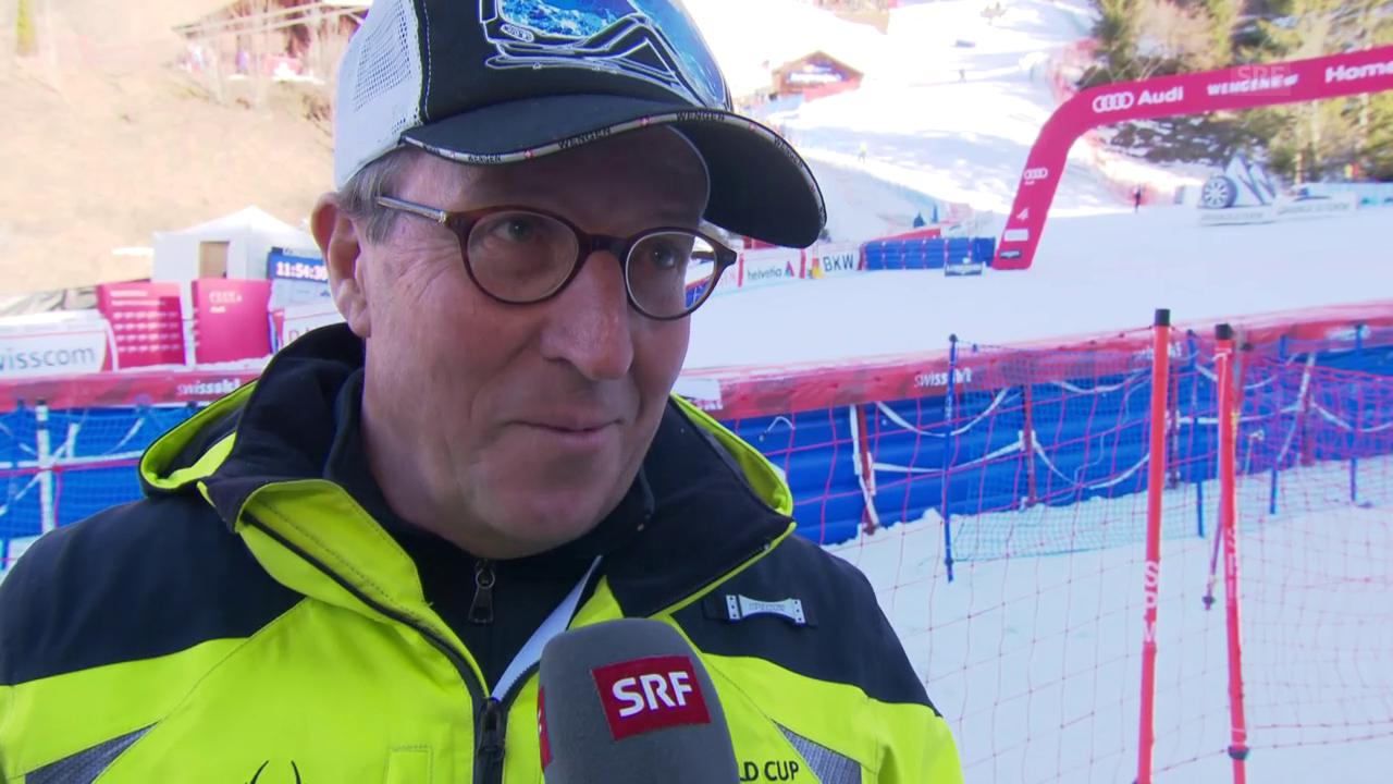 OK-Präsident Näpflin: «Feuz' Sieg war das Tüpflein auf dem i»