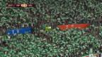 Video «Fussball: Rapid Wien - Dynamo Kiew» abspielen