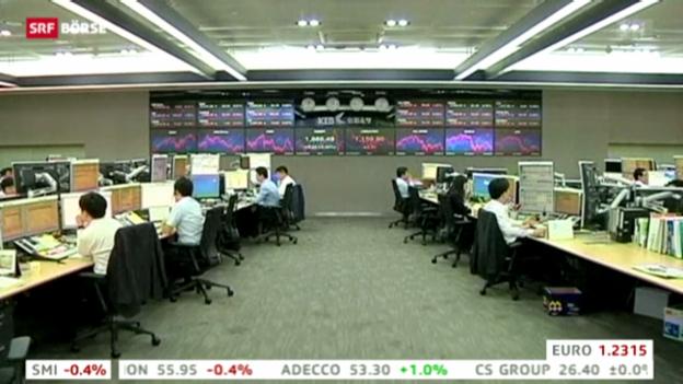 Video «SRF Börse vom 18.06.2013» abspielen