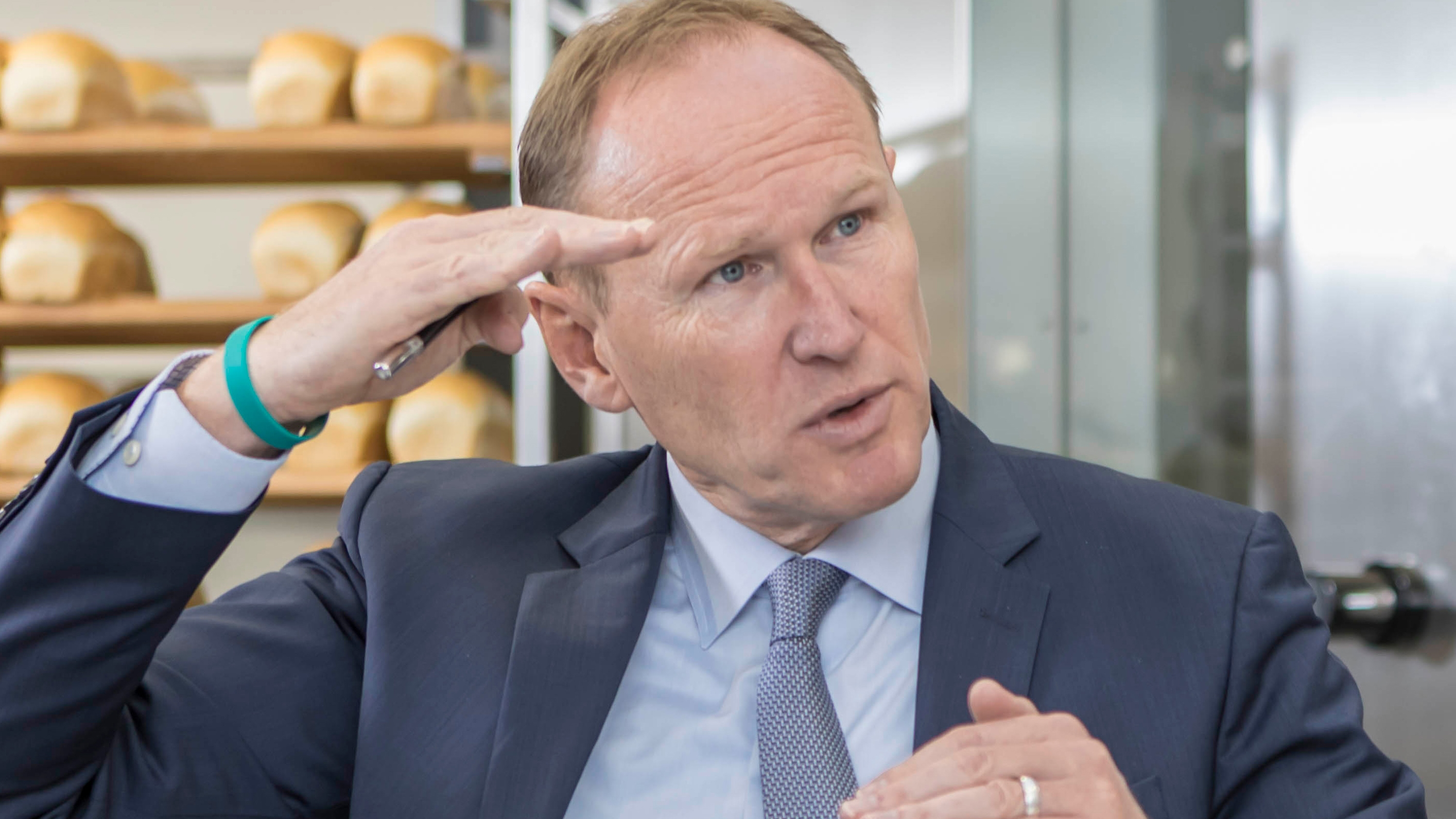 Interview mit Stefan Scheiber, CEO Bühler (08.02.2018)