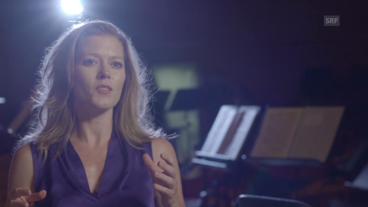 Barbara Hannigan verrät das Rezept ihrer Gesangs-Qualitäten