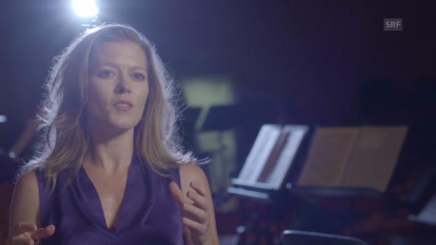 Video «Barbara Hannigan verrät das Rezept ihrer Gesangs-Qualitäten» abspielen