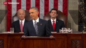 Video «Obamas Rede an die Nation» abspielen