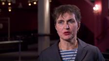Video «Barbara Frey über ihre Zusammenarbeit mit Lukas Bärfuss» abspielen
