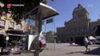 Video «Telefonkabinen bald kein Service Public mehr» abspielen