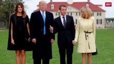 Link öffnet eine Lightbox. Video Die Trump-Macron-Soap abspielen