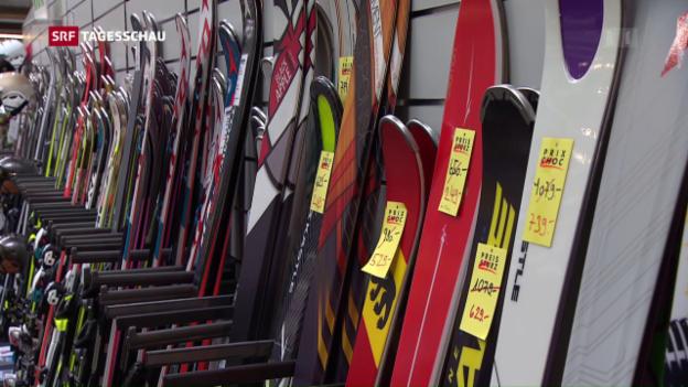 Video «Ski-Markt Schweiz» abspielen