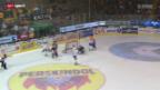 Video «Eishockey: Fribourg - Kloten Flyers» abspielen