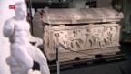 Video «FOKUS: Schweiz - Drehscheibe für illegale Antiquitäten» abspielen