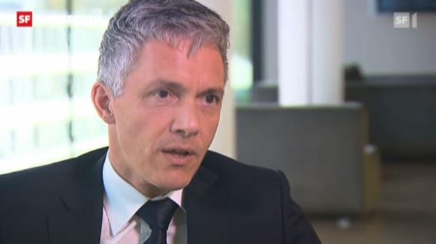 Video «Schweiz strebt Haftbefehle gegen deutsche Steuerfahnder an» abspielen
