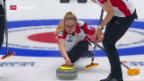 Video «Die Schweizer Curlerinnen sind nicht aufzuhalten» abspielen