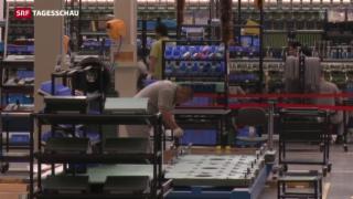 Video «Massiver Stellenabbau bei Rieter» abspielen