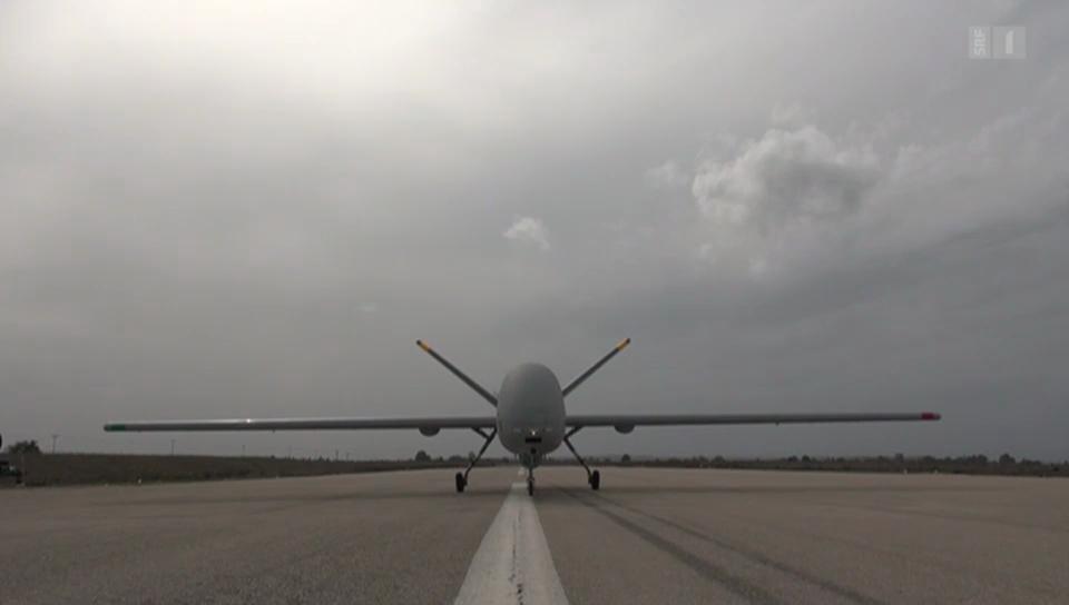 Neue Drohnen für die Schweiz