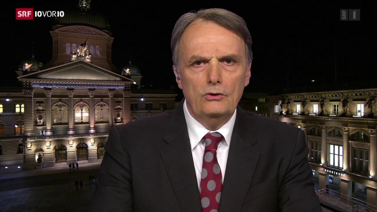 FOKUS: SEM-Direktor Mario Gattiker im Gespräch