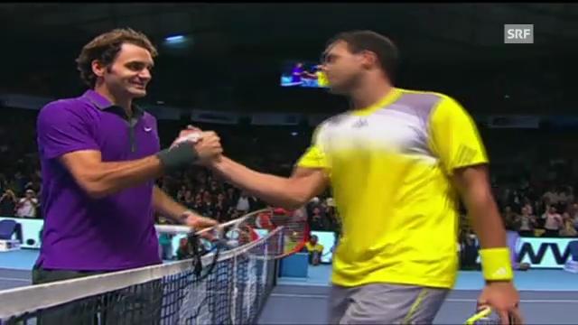 Highlights Federer - Tsonga