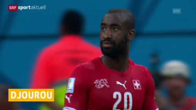 Video «Djourou bleibt beim HSV («sportaktuell»)» abspielen