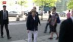 Video «Deutsch-amerikanisches Verhältnis vor neuer Belastungsprobe» abspielen