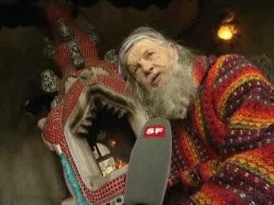 Video «75 Jahre Bruno Weber» abspielen