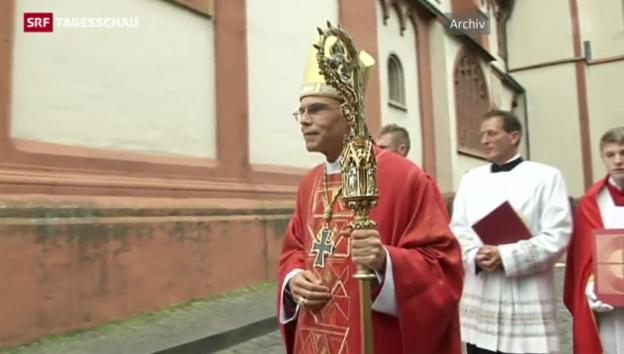 Video «Der Skandal-Bischof kehrt nicht zurück» abspielen