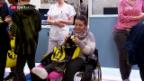 Video «YB-Spieler besuchen das Kinderspital» abspielen