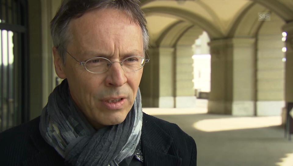 Raimund Rodewald, Stiftung Landschaftsschutz Schweiz