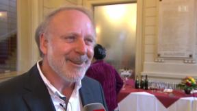 Video «Peter Reber macht sich zum Narren» abspielen