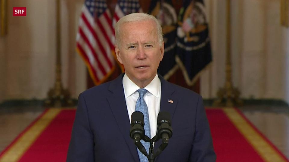 Biden lobt «eine der grössten Luftevakuierungen der Geschichte»