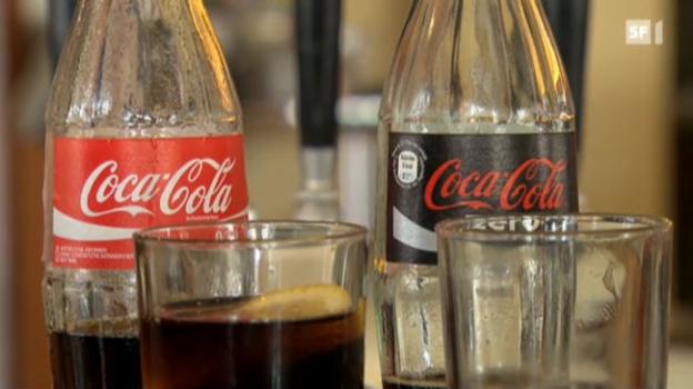 Video «Wie Coca Cola in der Schweiz abkassiert» abspielen