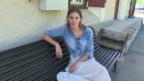 Video «Blick in die Vergangenheit: Annina Campell in ihrem Heimatdorf» abspielen