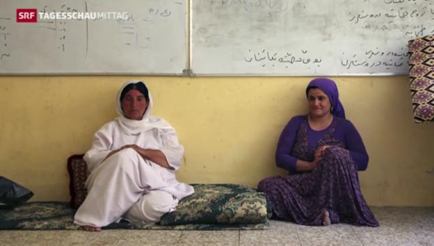 Video «Verbrechen gegen die Menschlichkeit» abspielen
