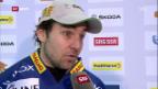 Video «Eishockey: Interview mit Mathieu Tschantre» abspielen