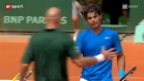 Video «French Open: Nadal trifft im Viertelfinal auf Söderling («sportlounge»)» abspielen