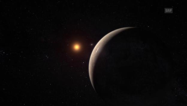 Video ««Provima b»: Die zeite Erde?» abspielen