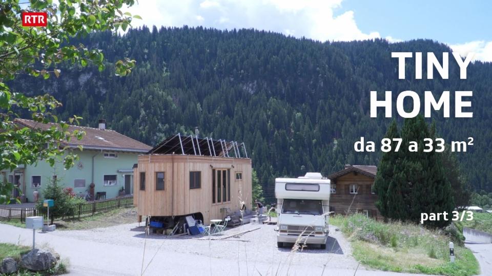 Aventura tiny home – Part 3: Da chasa (Stafla 1, Episoda 3)