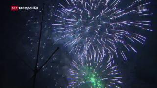 Video «Mehrere Verhaftungen an Silvester» abspielen