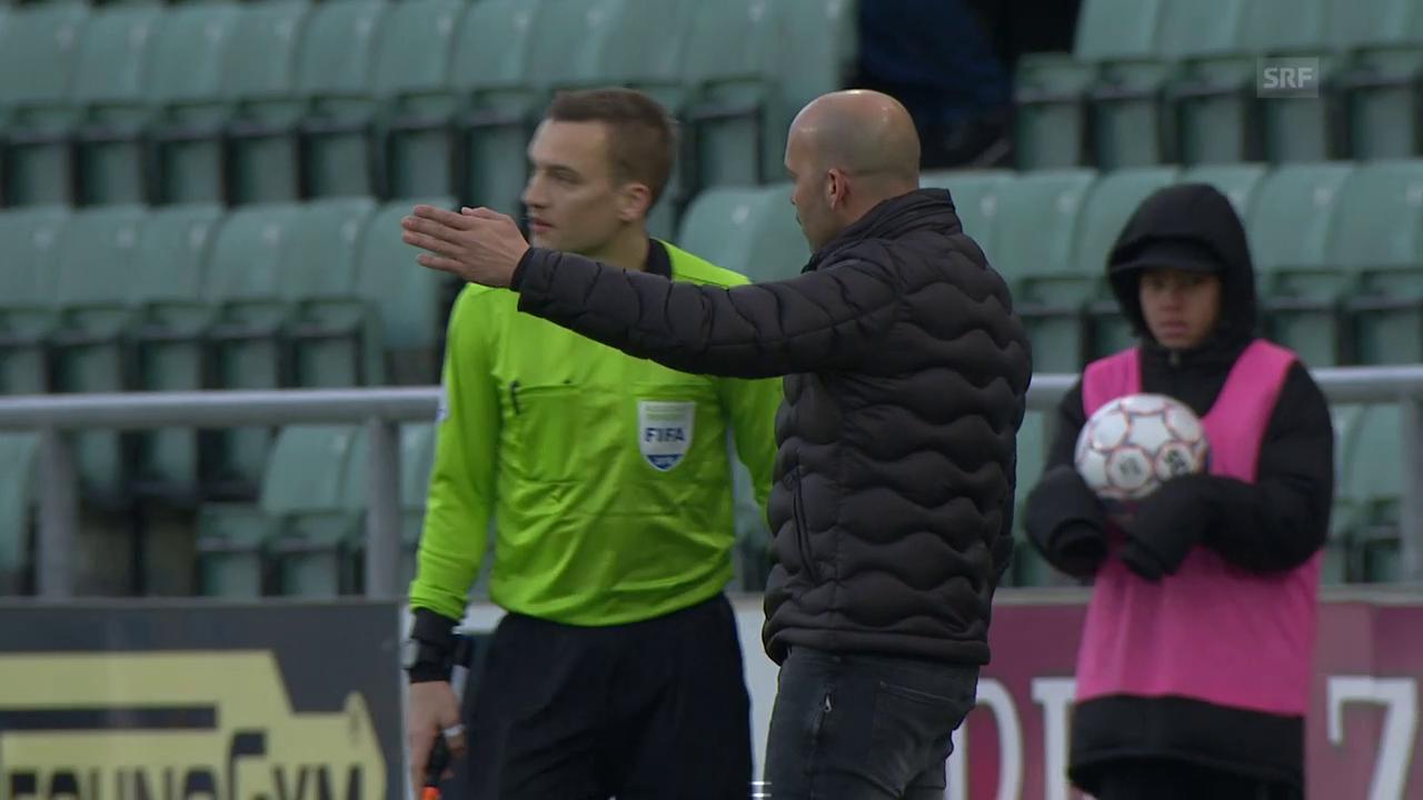 Gabri beim FC Sion entlassen