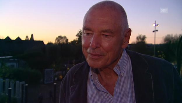 Video «Peter Brabeck über seine Krankheit» abspielen