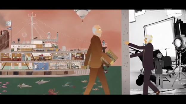 Video «Buchtrailer zu «The Wes Anderson Collection» (engl.)» abspielen
