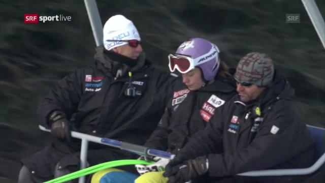 Ski alpin: Keine Rennen auf der Lenzerheide