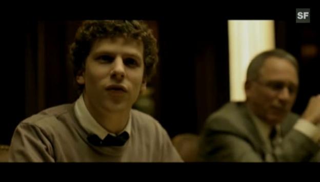 Video «Trailer «The Social Network»» abspielen