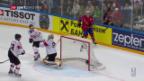 Video «Die Hockey-Nati verliert auch das 2. WM-Spiel» abspielen