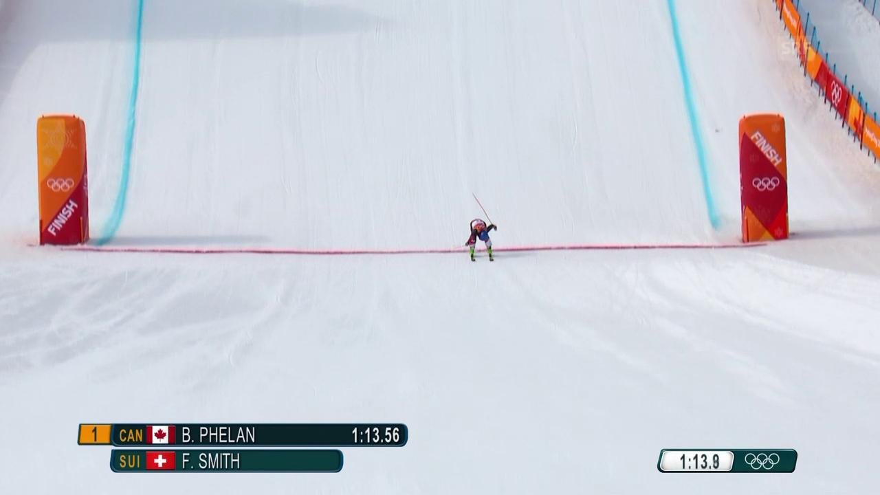 Schweizer Skicrosserinnen lauern hinter starken Kanadierinnen