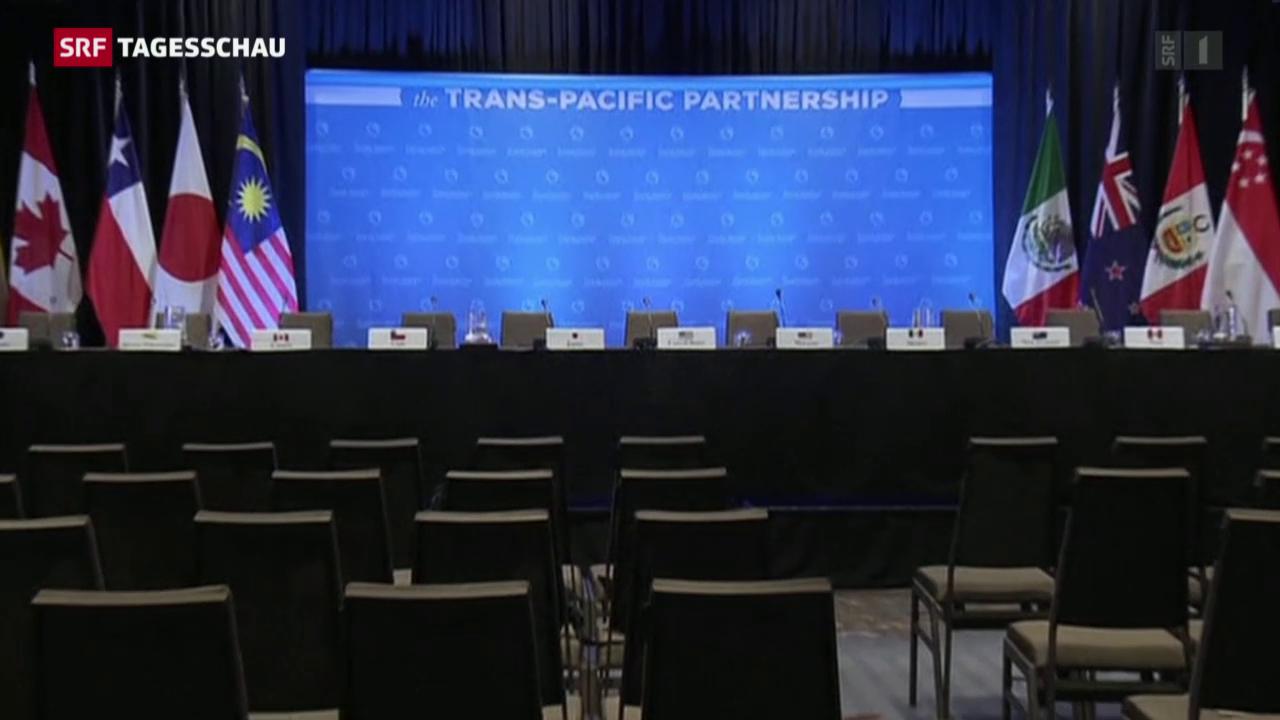 Freihandel über den Pazifik beschlossen