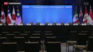 Video «Freihandel über den Pazifik beschlossen» abspielen