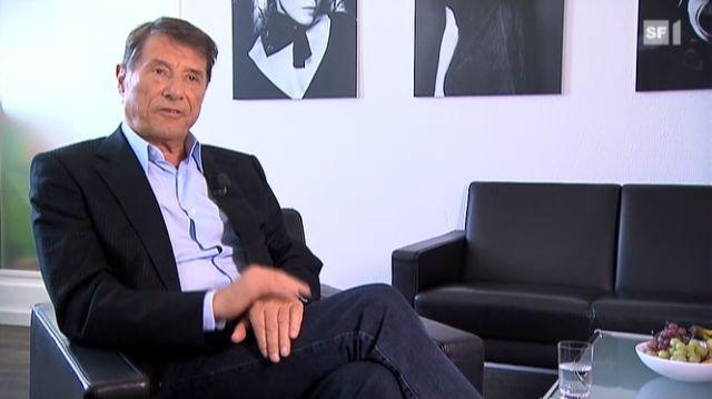Mit Udo Jürgens im Gespräch