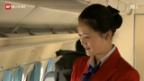 Video «Nordkorea: Grenzen auf für Touristen» abspielen