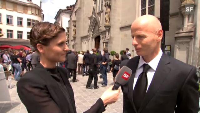 Ringier-Chef Marc Walder über seinen Freund Kurt Felix