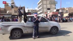 Video «Flucht vor Al-Kaida, Umstrittener Hirn-Scan, Frieren in New York» abspielen