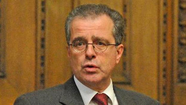 Beat Voser, Chef der Basler Kriminalpolizei im Gespräch (Martin Jordan, 26.03.2013)